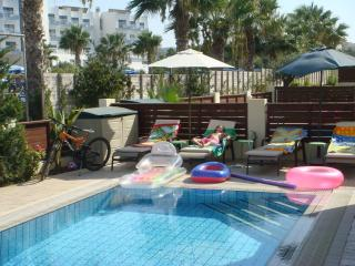 Mickey1, Lux. 3 Bed Villa, FREE CAR, overflow pool - Protaras vacation rentals