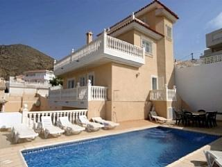 Luxury Bolnuevo Villa with Swimming Pool & Views - Bolnuevo vacation rentals