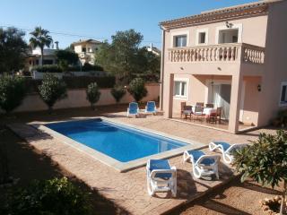 Nice Villa with Internet Access and A/C - Cala Murada vacation rentals