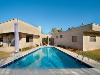 Outstanding Luxurious Villa in Spacious Gardens - Caesarea vacation rentals