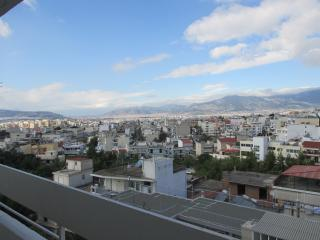 Lovely Athens View, Iraklion Apart - Free Transfer - Athens vacation rentals