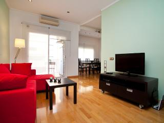 Cozy 3 DOUBLE BEDROOMS EIXAMPLE - Barcelona vacation rentals
