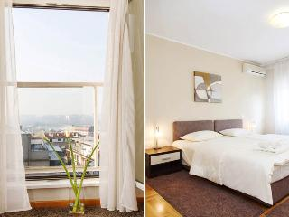 Basco CENTRAL Apartment MOSCOW | River & City VIEW - Belgrade vacation rentals