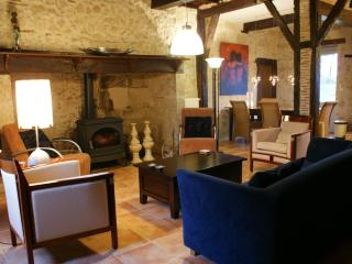 Spacious Gite with Internet Access and Children's Pool - Moncorneil-Grazan vacation rentals
