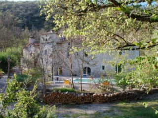 Romantic 1 bedroom Bed and Breakfast in Saint-Affrique - Saint-Affrique vacation rentals