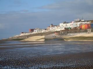 North Beach Apartments rear studio - Blackpool vacation rentals