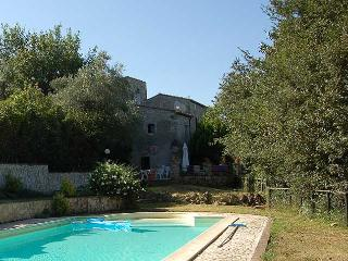 House with private pool, 1 km from village Giove - Giove vacation rentals