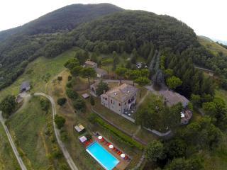 Villa at Umbria/Tuscany border - Preggio vacation rentals