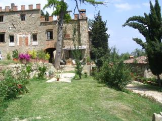 Chianti Castle lodging 8c - San Polo in Chianti vacation rentals