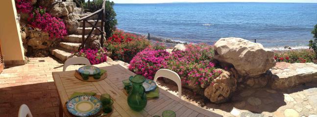 Stunning beachfront Tuscan apartment - Monte Argentario vacation rentals