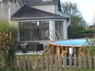 CHATEAU FOUQUET - gite 6 à 7 p - Breze vacation rentals