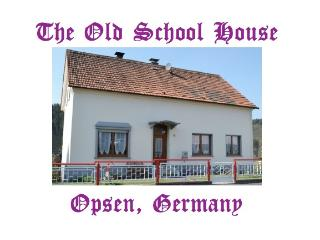 The Old School House - Opsen - Rhineland-Palatinate vacation rentals