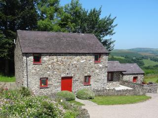 Treberfedd Farm - Granary - Aberaeron vacation rentals