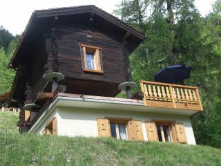 Chalet Cuckoo. Near  St Luc, Zinal, Grimentz,  Verbier and Zermatt, - Ayer vacation rentals