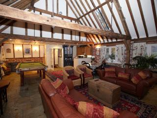 Beautiful Barn with Internet Access and Television - Dorking vacation rentals