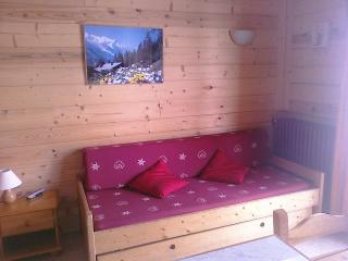 Cozy Montgenevre Studio rental with Balcony - Montgenevre vacation rentals