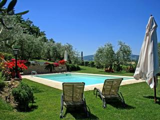 Charming 2 bedroom Tuscan villa with private pool - San Gimignano vacation rentals