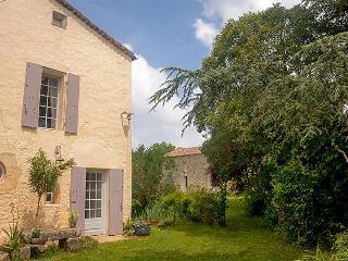 Aile d'un château avec piscine - Saint-Emilion vacation rentals