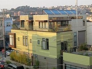 Fabulous, Modern 'Green' Mission Home - Wind & Sun Powered ~ RA135 - San Francisco vacation rentals