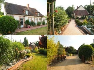 Perfect 4 bedroom Orne Farmhouse Barn with Internet Access - Orne vacation rentals