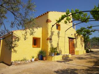 1 bedroom Cottage with Internet Access in L'Ampolla - L'Ampolla vacation rentals