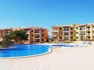 Porto Cristo apt with shared pool -Cala magrana 11 - Porto Cristo vacation rentals
