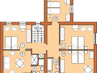 7 bedroom Villa with Internet Access in Castelnuovo di Farfa - Castelnuovo di Farfa vacation rentals