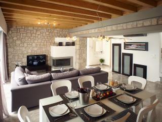 EXCLUSIVE 4 BED VILLA with spa - Pefkos vacation rentals
