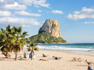 Beach holiday flat apartment with 3 pools in Calpe - Calpe vacation rentals