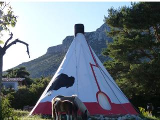 Tipi - Bargeme vacation rentals