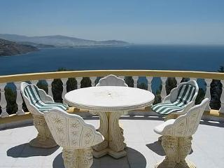 "Villa ""La Galera"" fantastic sea views, WiFi - Almunecar vacation rentals"