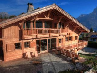 Perfect 7 bedroom Vacation Rental in Megevette - Megevette vacation rentals