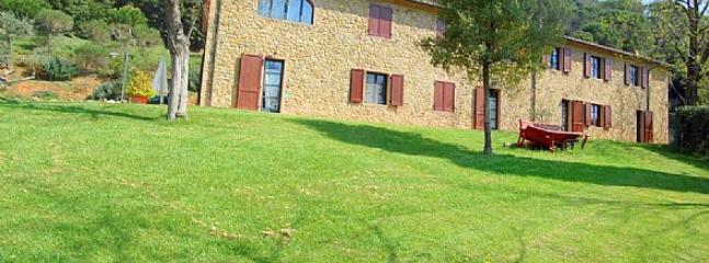 Casa Gladiolo C - Image 1 - Riparbella - rentals