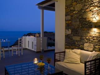 Beachfront villa Theseus - Naxos City vacation rentals