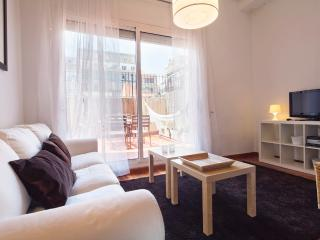 TERRACE BAILEN APARTMENT - Barcelona vacation rentals