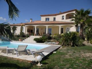 Narbonne luxury villa France with private pool - Narbonne vacation rentals
