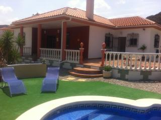 fabulous villa with pool near arboleas with views - Arboleas vacation rentals