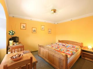 Comfortable 5 bedroom B&B in Cesky Krumlov with Internet Access - Cesky Krumlov vacation rentals