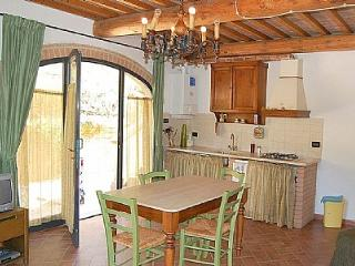 Comfortable House in Riparbella with Deck, sleeps 2 - Riparbella vacation rentals