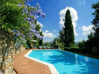 Pretty Tuscan cottage surrounded by stunning hills with private pool and terrace, sleeps up to 5 - Casole d Elsa vacation rentals
