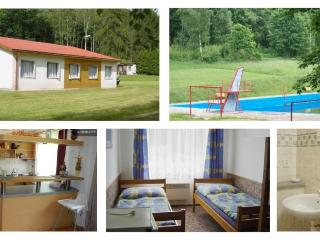 Nice Cottage with Shared Outdoor Pool and Television - Destne v Orlickych Horach vacation rentals