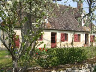 Sunny 2 bedroom Sancerre Cottage with Internet Access - Sancerre vacation rentals