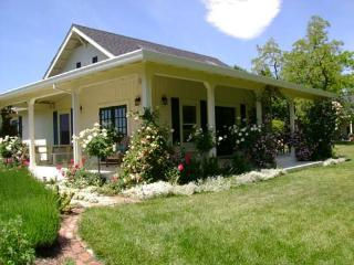 Romantic 1 bedroom Sonoma Cottage with Deck - Sonoma vacation rentals