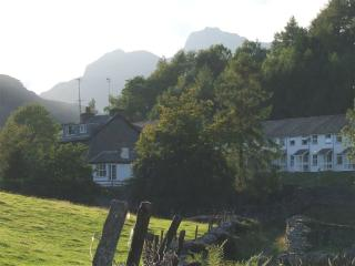 Langdale View spectacular location, sleeps 2-6, parking, great base to explore - Chapel Stile vacation rentals