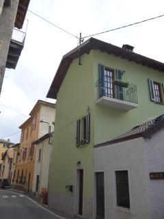 Nice House with Internet Access and Balcony - Brienno vacation rentals