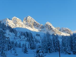 Dolomiti, apartment near ski slopes - Moena vacation rentals