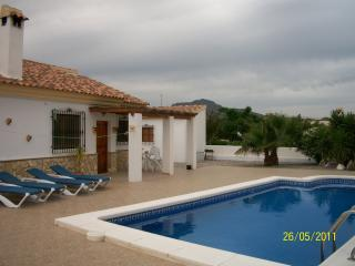 Beautiful 3 bedroom Vacation Rental in Arboleas - Arboleas vacation rentals