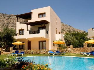 SUPERIOR 4 BEDROOM VILLA - Pefkos vacation rentals