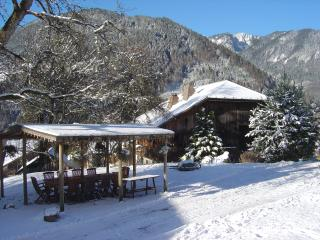 Beautiful 2 bedroom Farmhouse Barn in Morzine-Avoriaz with Internet Access - Morzine-Avoriaz vacation rentals