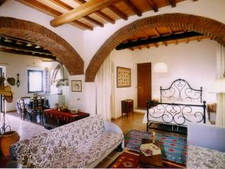 Podere Zollaio - Archi apartment - Vinci vacation rentals